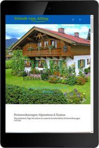 Alpenstern Ferienwohnungen